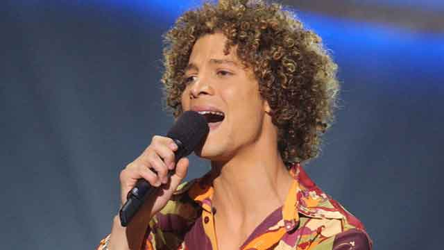 Justin Guarini skipped meals to feed family