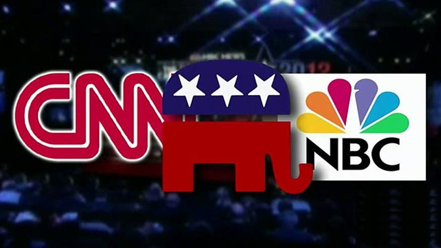 RNC agrees to ban NBC, CNN from Republican debates