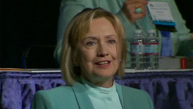 Hillary Clinton kick-starts the 2016 campaign
