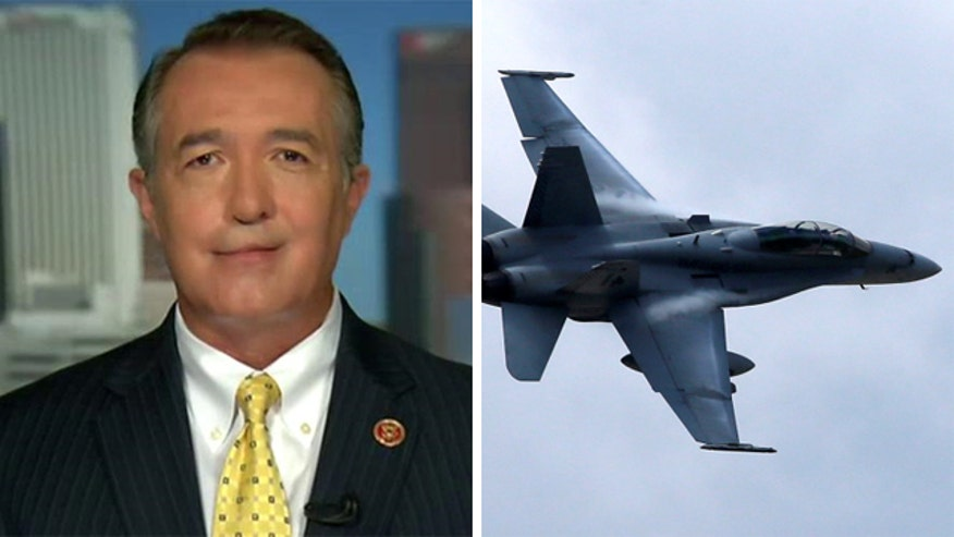 Rep. Trent Franks on shift in objectives