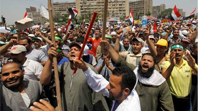 Egypt on the brink of a civil war