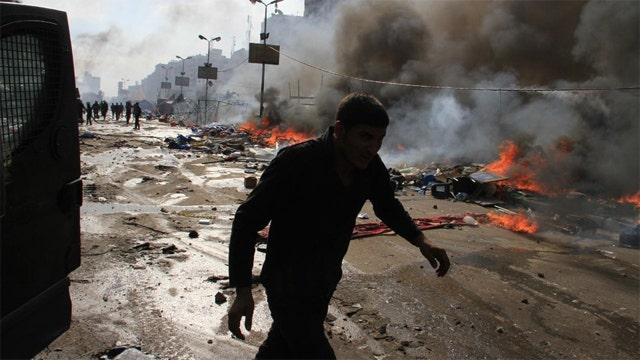 Is Egypt on the brink of civil war?