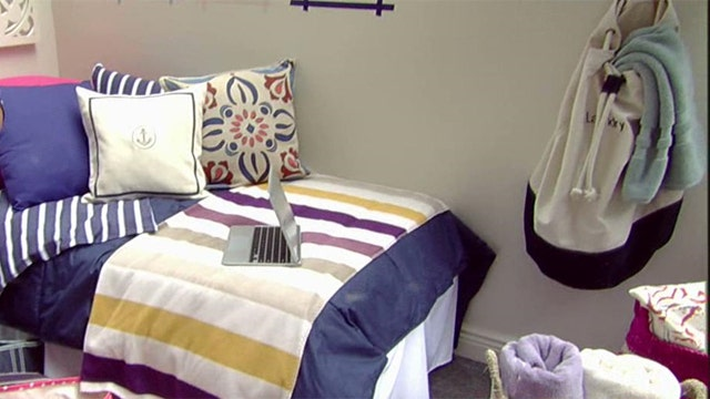 Deck out your dorm without breaking the bank