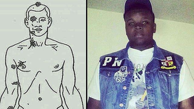 Second Michael Brown autopsy raises new questions