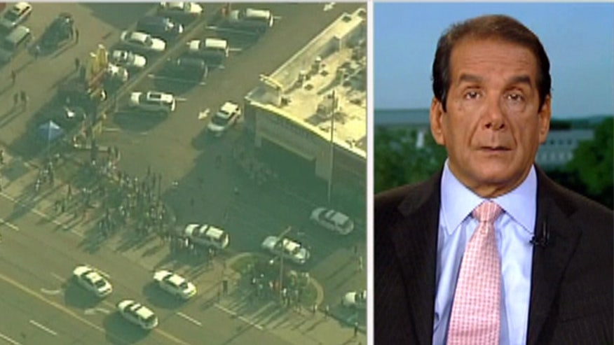 Krauthammer on Ferguson