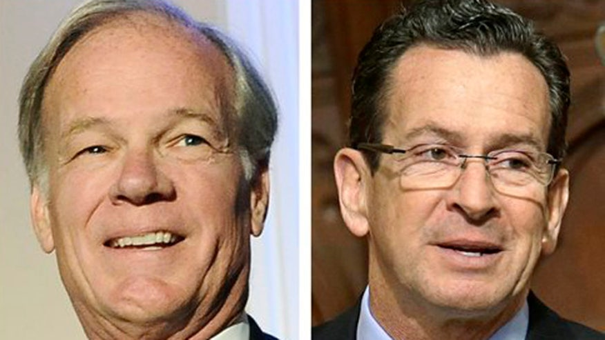 The Governor's race in Connecticut is quickly gaining momentum as one of the most cut-throat in the country