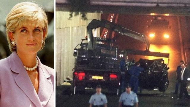 Scotland Yard launches new probe into Princess Diana's death