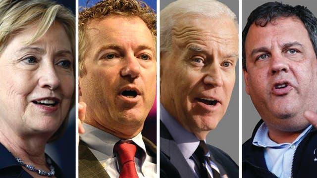 Who will run in 2016?