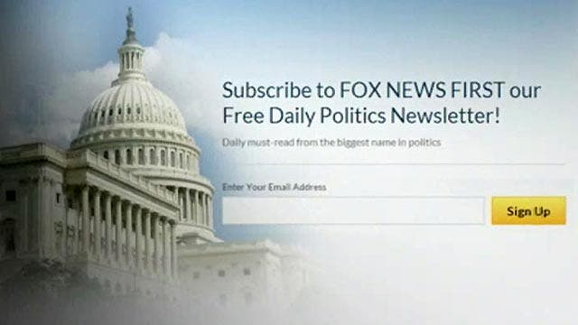 Fox News launches free Daily Politics newsletter