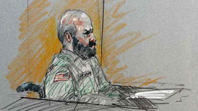 Judge blocks evidence to explain motive of Fort Hood shooter