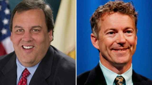 GOP big enough for Sen. Rand Paul and Gov. Chris Christie?