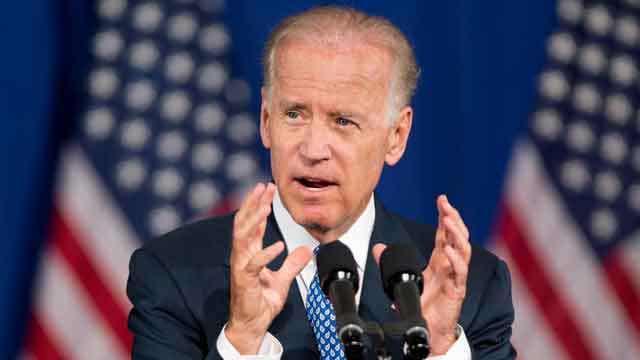 Report: Team Biden thinks VP can win in 2016