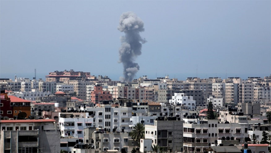 Israel: Militants fire rockets before cease-fire expires