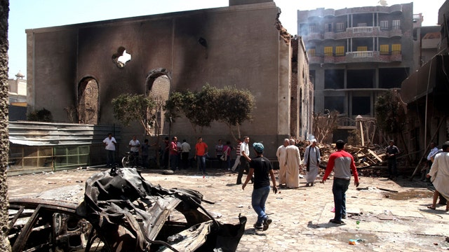 Bias Bash: Is media covering attacks on Egypt's Christians?