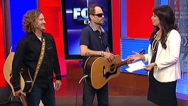 Gin Blossoms reflect on their career in music industry