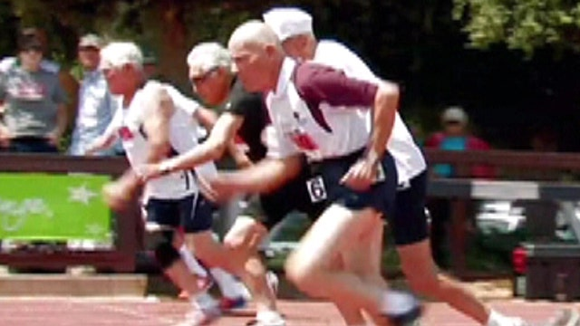 Documentary follows competitors at National Senior Olympics
