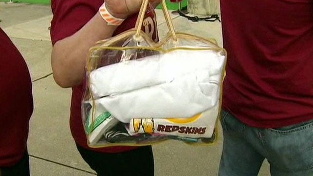 Did NFL drop the ball with new bag ban?