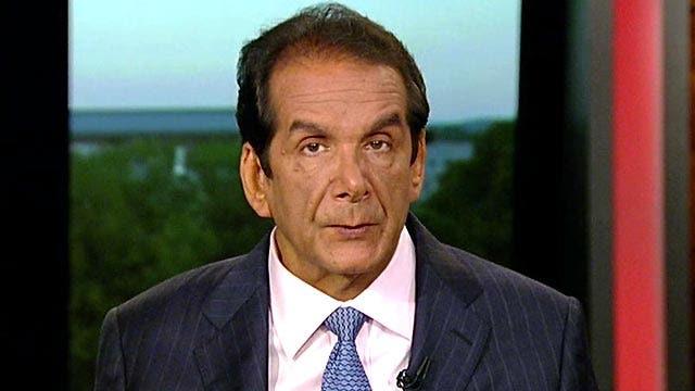 Charles Krauthammer On Benghazi