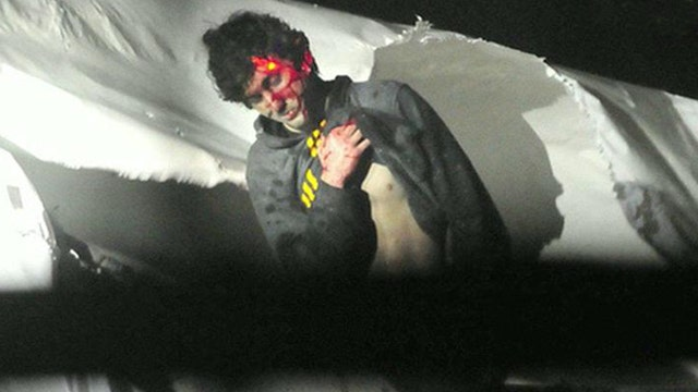 Details of Boston bombing suspect's injuries after capture