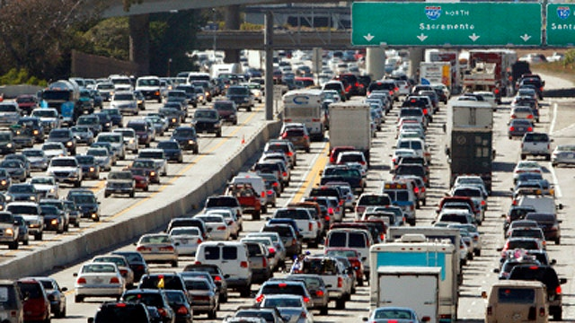 AAA: Labor Day travel to hit 5-year high