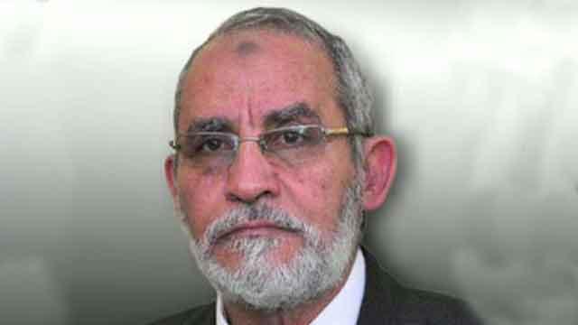 Muslim Brotherhood leader arrested in Cairo