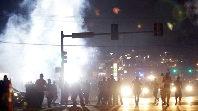 Is poverty to blame for unrest in Ferguson?