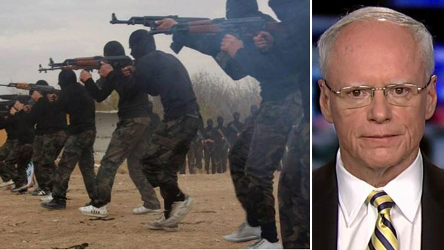 Former US ambassador to Iraq reacts to beheading of American journalist James Foley