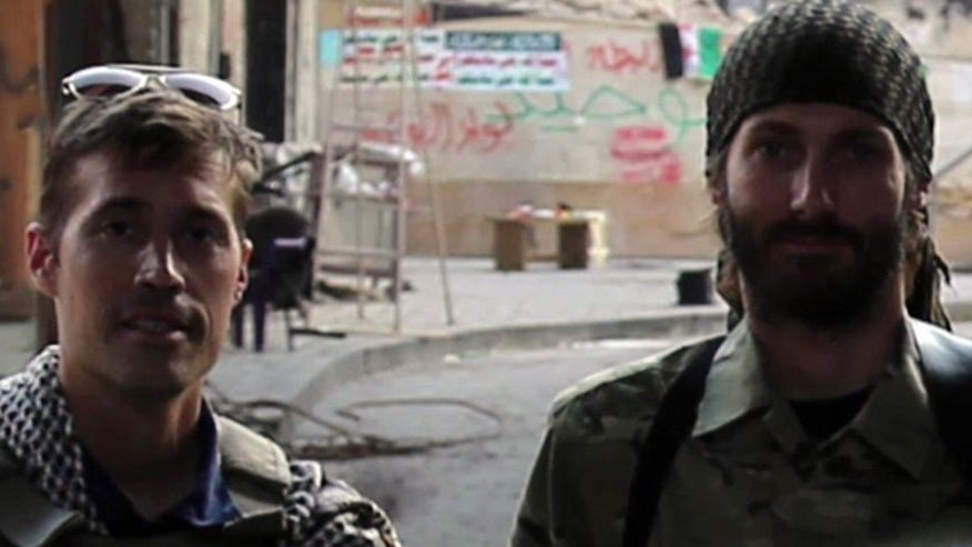 Documentary filmmaker reflects on relationship with James Foley and Steven Sotloff