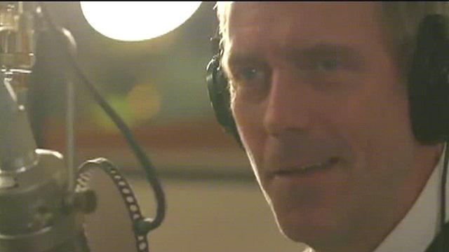 Hugh Laurie sings the blues