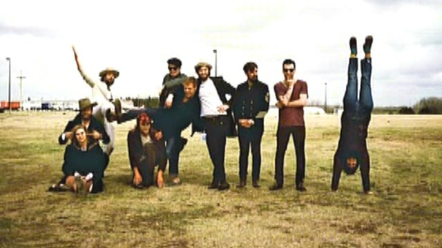 How road shaped Edward Sharpe and the Magnetic Zeros' sound