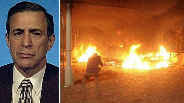 Issa: 'Nobody has been held accountable' for Benghazi