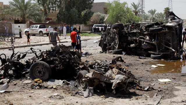Iraq open to US drone strikes on terrorists