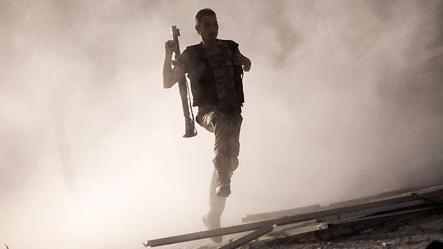 Is destroying Syria's chemical weapons cache an option?