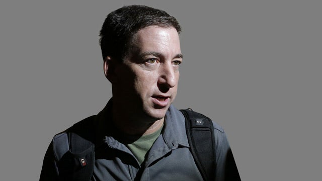 Is Glenn Greenwald a government target?