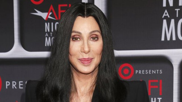 Hollywood Nation: Cher is back in business