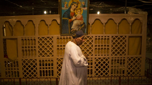 Williams: Christians attacked in Egypt are surrogates for US