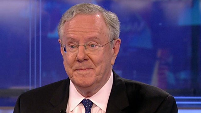 Steve Forbes: This is a 'punk recovery'