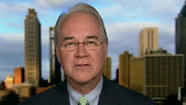 Rep. Price on his plan to repeal, replace ObamaCare