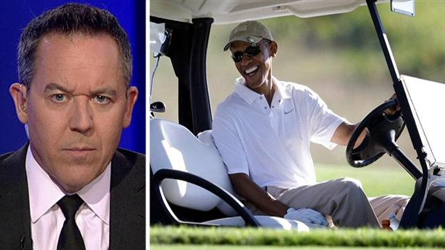 Gutfeld: President Obama's golf problem