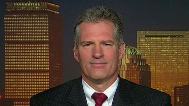 Former Senator Scott Brown on his Political Future