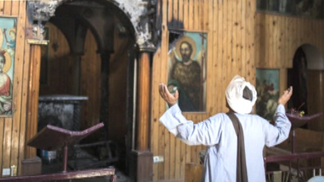 Fears of 'ethnic cleansing' of Christians in Egypt mount