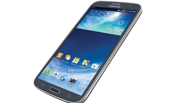 Hands on with the Samsung Galaxy Mega