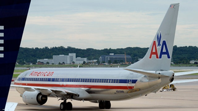 American Airlines has no backup plan if merger falls through