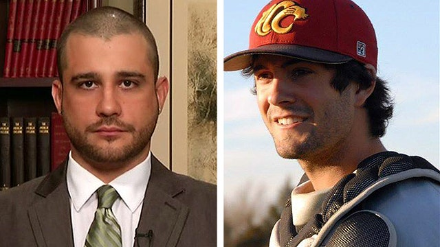 Double Standard? Robert Zimmerman reacts to athlete's death