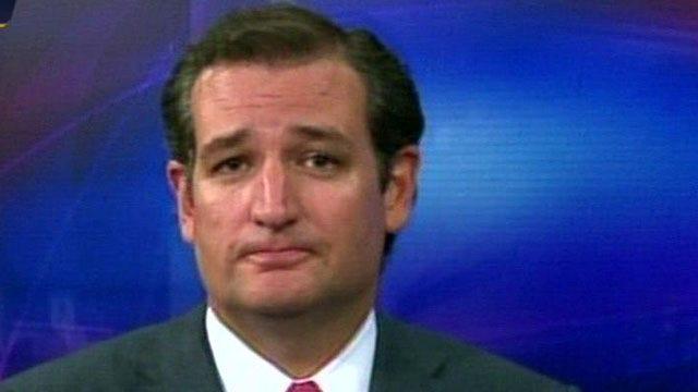 Defund ObamaCare tour on Cruz control