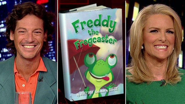 'Red Eye' book report: 'Freddy the Frogcaster'