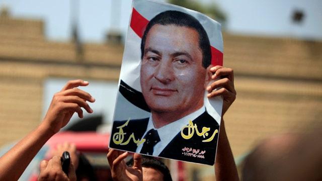 Report: Mubarak released from jail, taken to hospital