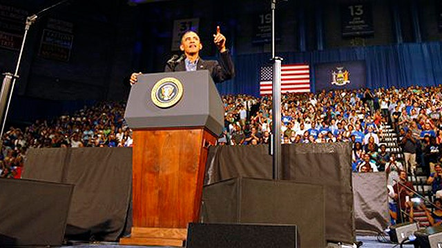 Obama tackles health care, college costs amid Mideast crisis