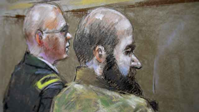 Closing arguments begin in Hasan court-martial