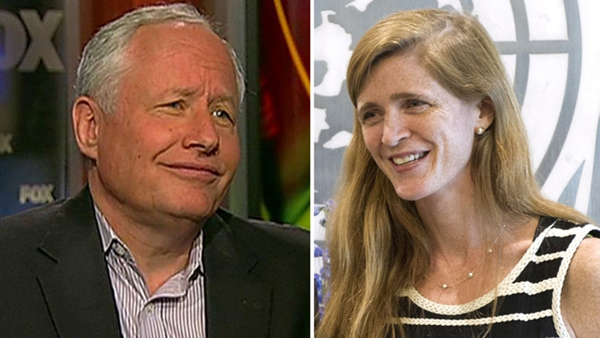 The Weekly Standard's Bill Kristol says it is humiliating that an American ambassador to the UN would skip emergency session on Syria